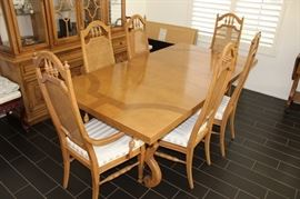 Vintage Thomasville dining set