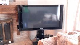 Panasonic Viera 50 inch tv and stand