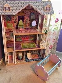 3 level Doll house