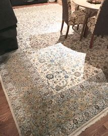 """10' x 14'8"""" Persian Wool Area Rug"""