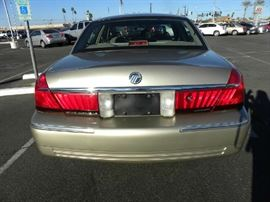 1999 Mercury Grand Marquis LS, 60k Miles, Really Clean Car