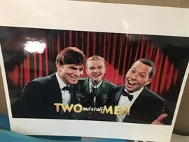 TWO AND A HALF MEN, DHARMA & GREG, MIKE & MOLLY, THE BIG BANG THEORY & MORE SET PICS AND STILLS OF ACTORS...