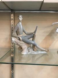 Nao porcelain figurine