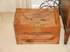Winchester Shell Box