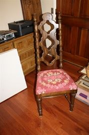 One off 6 dining room chairs
