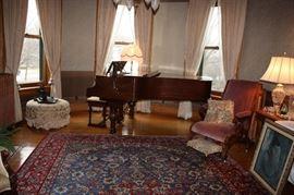 Henry F. Miller 7' Grand piano (1895) Pristine condition!