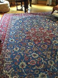 Isfahan rug (Iran)