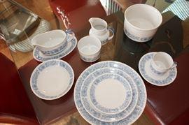 Royal Doulton china (service for 12)