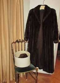 Christian Dior Fur Coat