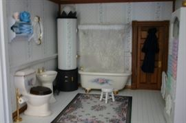 Rest in an Amazing Miniature Bath  http://www.ctonlineauctions.com/detail.asp?id=682967