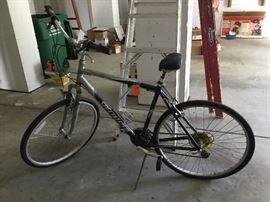 Crossroads bicycle