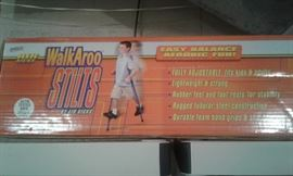 Walk Aroo Stilts