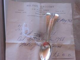 1788 sterling silver