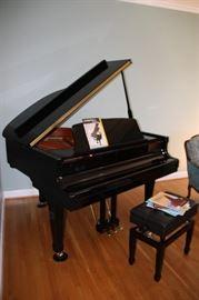 Nordiska Baby Grand Piano