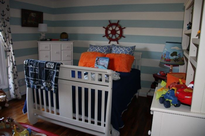 Baby Dreams Furniture - Convertible Bed