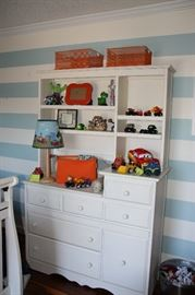 Baby Dreams Changing Table/Shelf