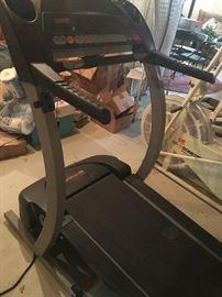 Pro-form treadmill hardly used