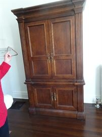 Horchow  Collections Designer Armoire