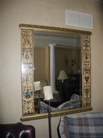 Elegant mirror, unusual!