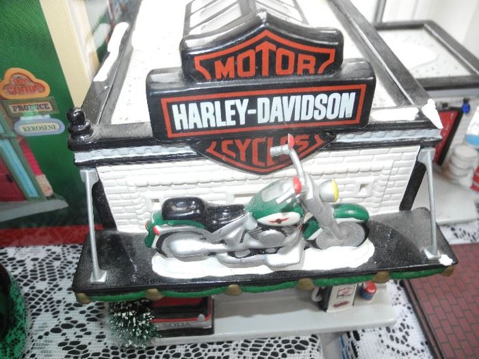 More Harley