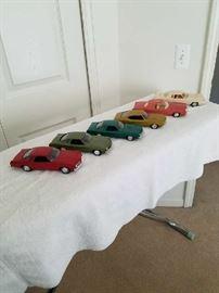 Promo cars!