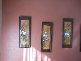 oriental plaque's