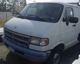 1996 Dodge 2500 Van