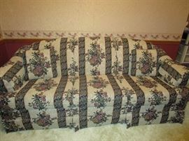 Charles Schneider Quality Made Sofa.