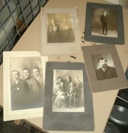 ANTIQUE G. BAXTER PHOTOS