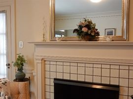 Mirror- large overmantel