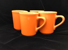 Fiesta Mugs (reissue)   $18 (set of 4)