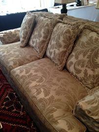 Beautiful formal sofa