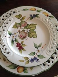 Brunelli dishes made in Italy