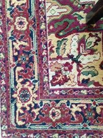 Great 5 feet 3 inches x 7 feet 3 inches rug