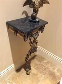 French Table Chimera Ormolu