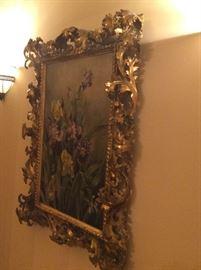 Iris' Magnificent frame