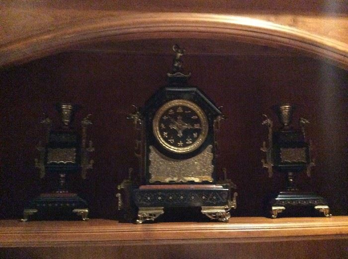 Antique Chinese Clocks