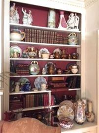 Books- Porcelain- Staffordshire- Limoge-