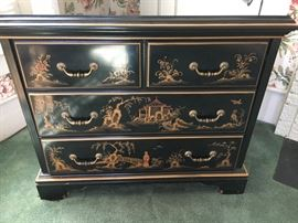 Oriental Entertainment Ct/TV Table (Front Slides inside for TV)