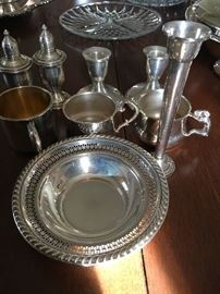 Several Pcs Sterling Silver