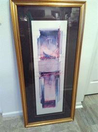 """Elevation II"" Framed Print https://www.ctbids.com/#!/description/share/8491"