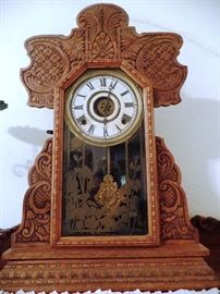 Wonderful antique clock