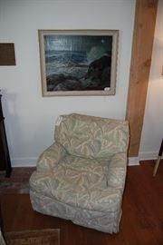 Original oil painting of Maine Seascape by Luther Goff