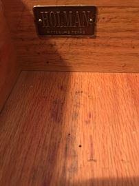 Holman Manufacturing. Mid-Century Modern Sideboard.