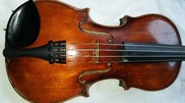 Rare Anton Schroetter Violin
