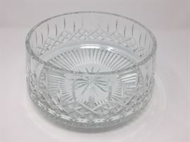 New in Box Waterford Crystal bowl.