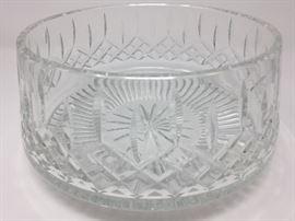 (NIB) Waterford Crystal bowl.