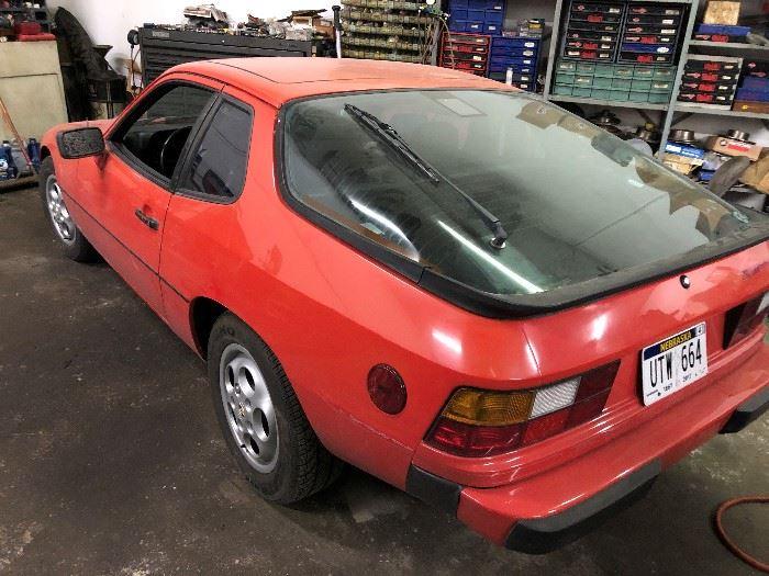 924S Porsche with 944 Engine