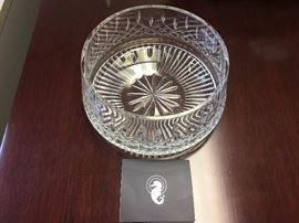 Waterford crystal bowl (NIB).