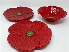 Fleur Rouge Figural (Red)